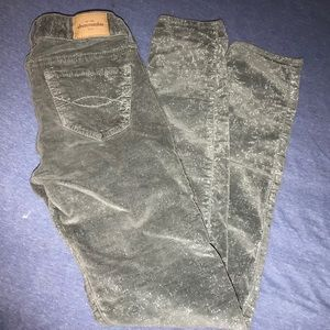 Abercromie girls pants size 14 slim